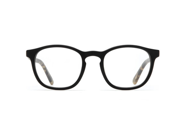Raen - Saint Malo 51 Matte Black + Matte Brindle Rx Glasses