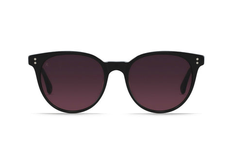 Raen - Norie Black Sunglasses
