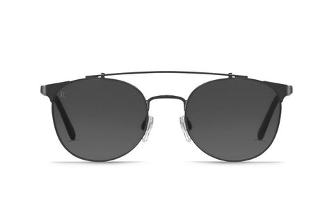 Raen Raleigh Matte Ripple Sunglasses