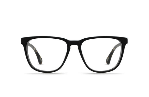 Raen - Edmond Matte Black + Matte Brindle Rx Glasses