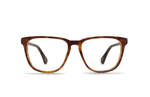 Raen - Edmond Split Finish Rootbeer Rx Glasses