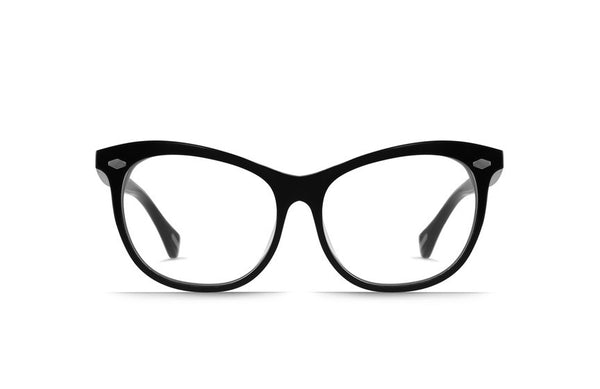 Raen - Pfeiffer Black Rx Glasses