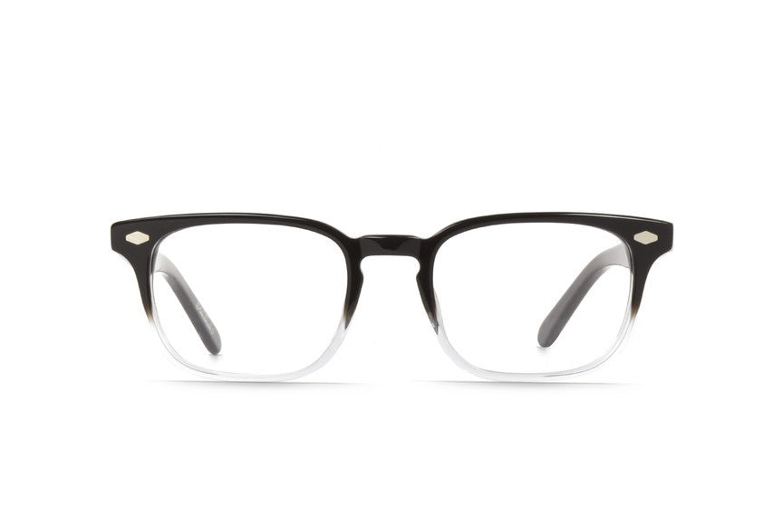 Raen - Doheny 50 Fading Black Crystal Rx Glasses