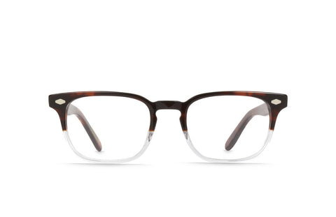 Raen Doheny 50 Fading Crystal Tortoise Rx Glasses