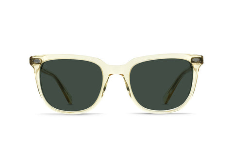 Raen - Arlo Champagne Crystal Sunglasses, Polarized Lenses