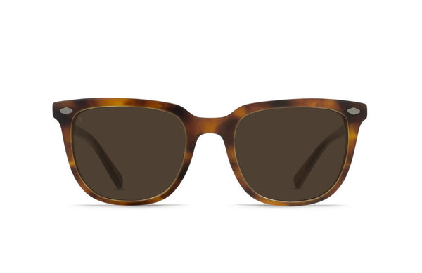 Raen - Arlo Split Finish Rootbeer Sunglasses