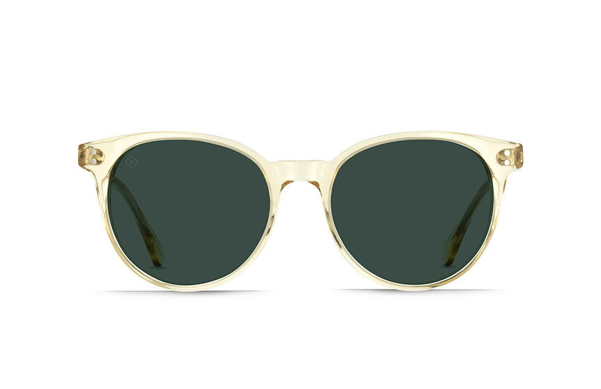 Raen - Norie Champagne Crystal Sunglasses, Polarized Lenses