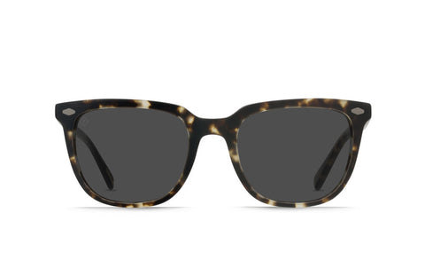 Raen - Arlo Matte Brindle Tortoise Sunglasses, Polarized Lenses