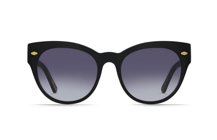 Raen - Maude Black Sunglasses