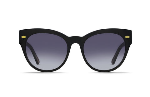 Raen Maude Black Sunglasses