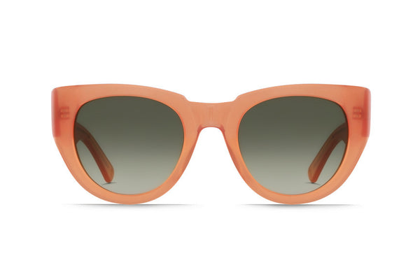 Raen - Volant Coral Crystal Sunglasses