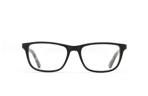 Raen - Eighty Five Sixty Matte Black + Brindle Rx Glasses