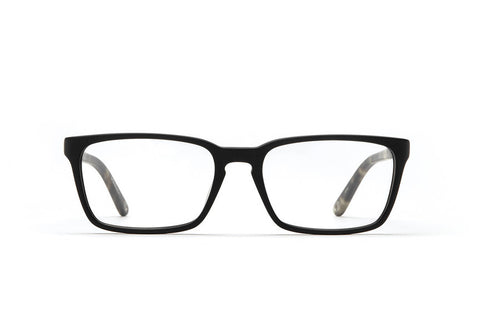 Raen - Simmons Matte Black + Matte Brindle Rx Glasses