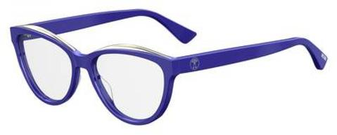 Moschino - Mos 529 Blue Eyeglasses / Demo Lenses