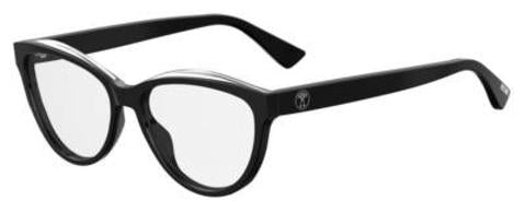 Moschino - Mos 529 Black Eyeglasses / Demo Lenses
