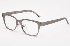 Super - People Optical Silber Rx Glasses