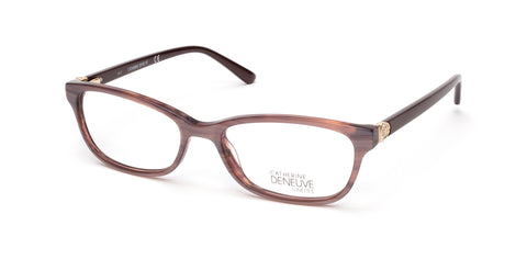 Catherine Deneuve - CD0418 Light Brown Eyeglasses / Demo Lenses
