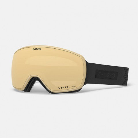 Giro - Eave Asian Fit Black Velvet Snow Goggles / Vivid Copper + Vivid Infrared Lenses