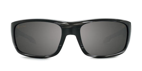 Kaenon - Anacapa Matte Black Glacier Sunglasses / Ultra Grey 12 Black Mirror Lenses
