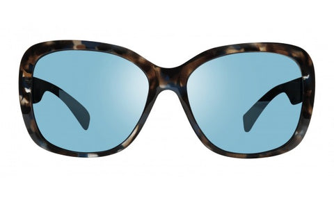 Revo - Otis Black Sunglasses / Blue Water Serilium Polarized Lenses