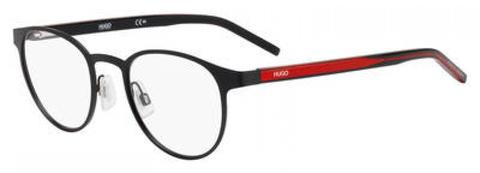 HUGO by Hugo Boss - Hg 1030 Black Rust Crystal Red Eyeglasses / Demo Lenses
