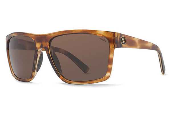 VonZipper - Dipstick Tortoise PTB Sunglasses, Wildlife Bronze Polarized Lenses