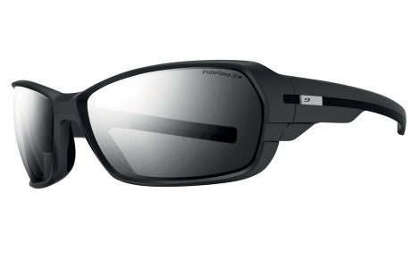 Julbo - Dirt 2.0 Matte Black / Black Sunglasses, Polarized 3+ Lenses