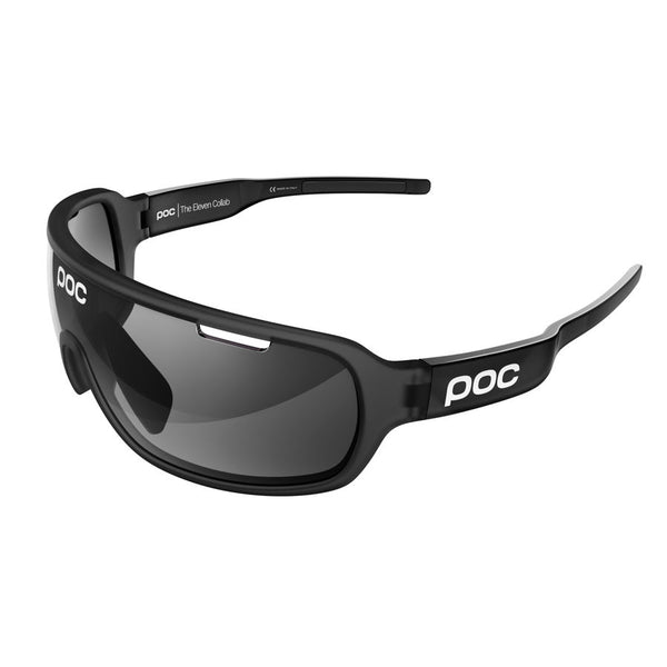 POC - DO Blade Collab The 11 Collab Sunglasses / Grey White Mirror Lenses