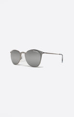 Quay x Shay Mitchell Domino Silver Sunglasses