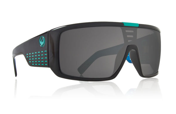 Dragon - Domo Green Nebula / Grey Sunglasses