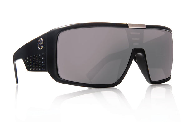 Dragon - Domo Matte Black / Silver Ion Sunglasses