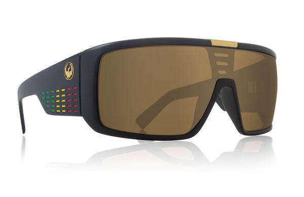 Dragon - Domo Rasta / Bronze Sunglasses