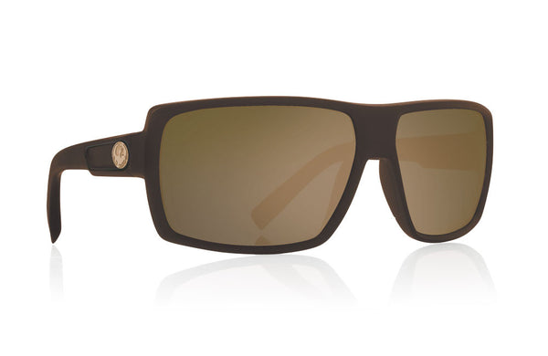 Dragon - Double Dos Matte Tortoise / Bronze Performance Polar Sunglasses