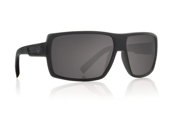 Dragon - Double Dos Matte Ansi / Grey Sunglasses