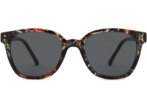 Komono - Renee Fern Sunglasses / Black Lenses