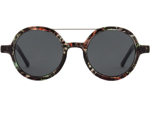 Komono - Vivien  Fern Sunglasses / Black Lenses