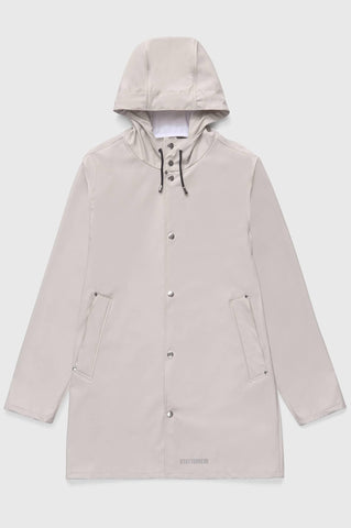 Stutterheim - Stockholm Lightweight Light Sand Raincoat