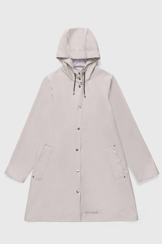 Stutterheim - Mosebacke Lightweight Lightsand Raincoat