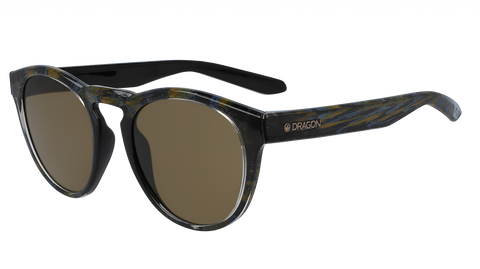Dragon - Opus 51mm Rob Machado Resin Sunglasses / Brown Lenses