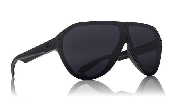 Dragon - DS1 Matte Black / Grey Sunglasses