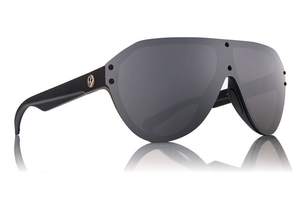 Dragon - DS1 Matte Black / Silver Ion Sunglasses
