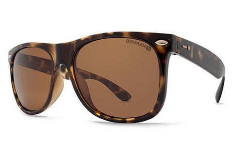 Dot Dash - Kerfuffle Tortoise TPP Sunglasses, Bronze Polarized Lenses