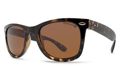 Dot Dash - Plimsoul Tortoise TPP Sunglasses, Bronze Polarized Lenses