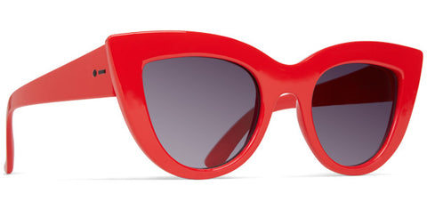 Dot Dash - Starling Sunset Red Sunglasses   Grey Gradient Lenses 15538f8ef1