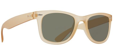 Dot Dash - Jitters Silver Sunglasses / Grey Lenses