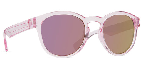 e8467b205a Dot Dash - Gogo Translucent Pink Sunglasses   Pink Chrome Lenses