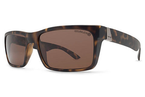Dot Dash - Lads Tortoise Satin TSB Sunglasses, Bronze Polarized Lenses
