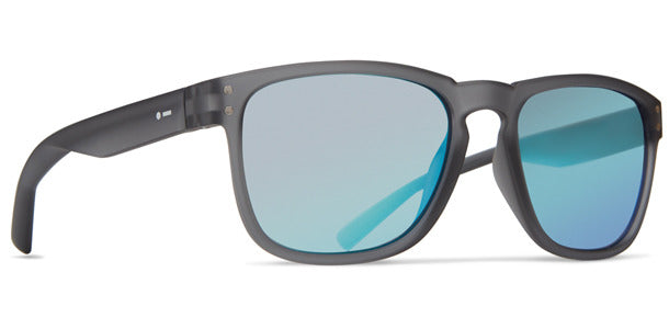 Dot Dash - Bootleg Dark Frost Satin Sunglasses / Mint Chrome Lenses