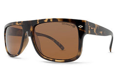 Dot Dash - Sidecar Tortoise TPP Sunglasses, Bronze Polarized Lenses
