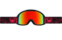 Dragon - DX2 Energy Scarlet / Red Ion + Yellow Blue Ion Goggles